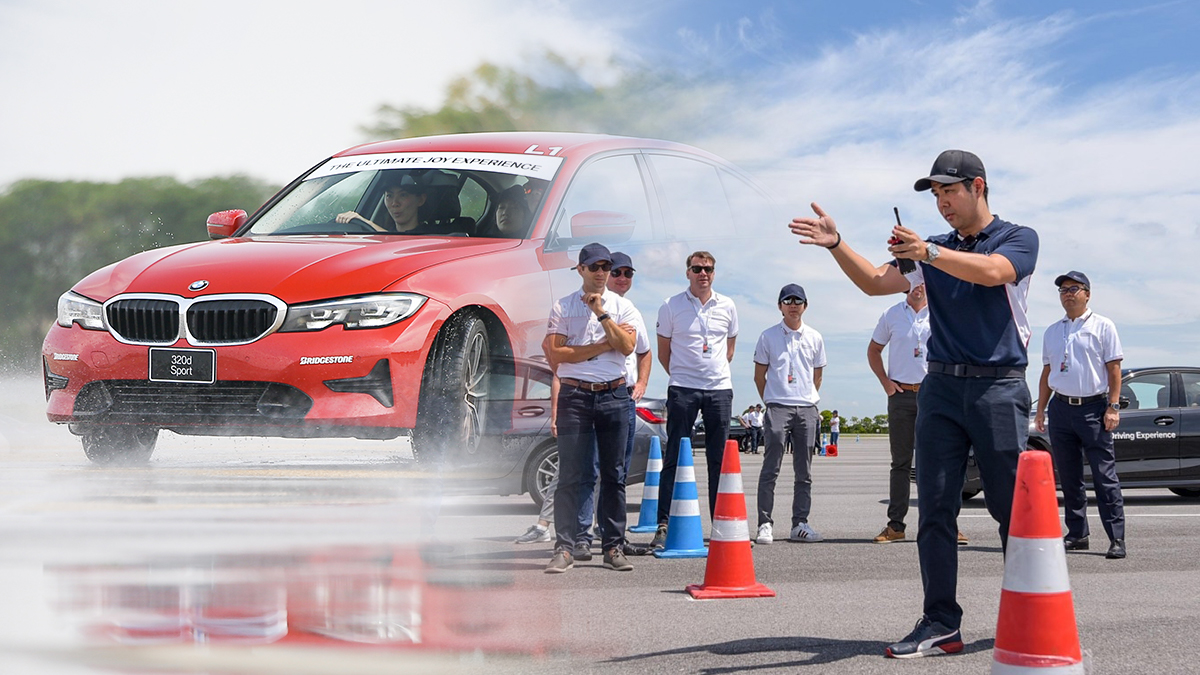 BMW Driving Experience ฺBMW