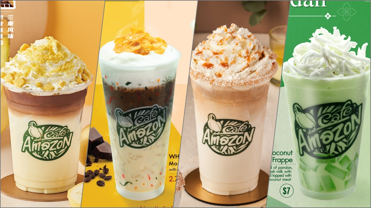 CafeAmazon PTTOR