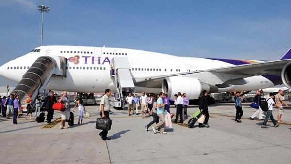 การบินไทย ข่าวสดวันนี้ น้ำหนักสัมภาระ ผู้โดยสาร