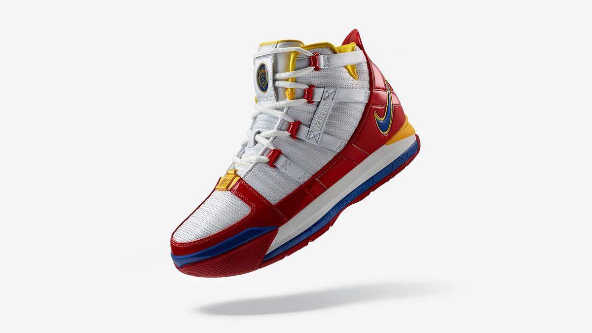 LeBron James LEBRON WATCH nike nike zoom sneakers SuperBron