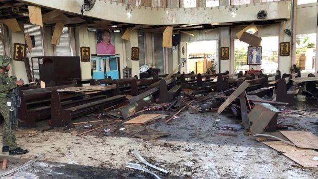 ข่าวสดวันนี้ ฟิลิปปินส์ ระเบิด