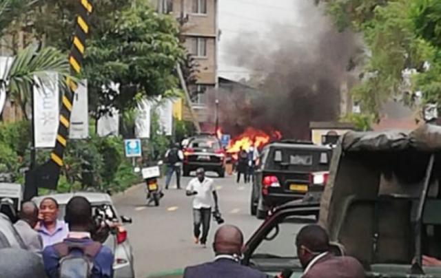 ข่าวสดวันนี้ ระเบิด เคนยา โรงแรมดุสิตธานี