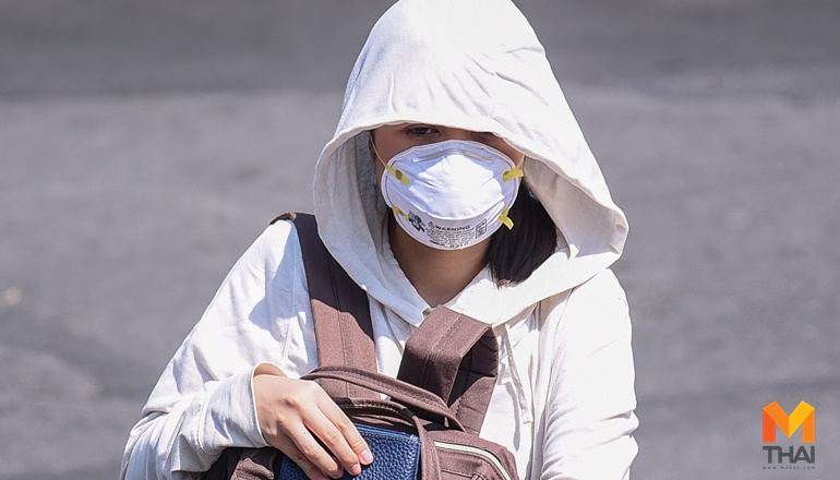 PM 2.5 ฝุ่นละออง ฝุ่นละออง PM 2.5