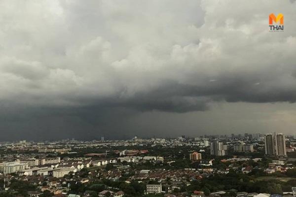 ประกาศกรมอุตุนิยมวิทยา พายุ พายุปาบึก อุณหภูมิจะลดลง