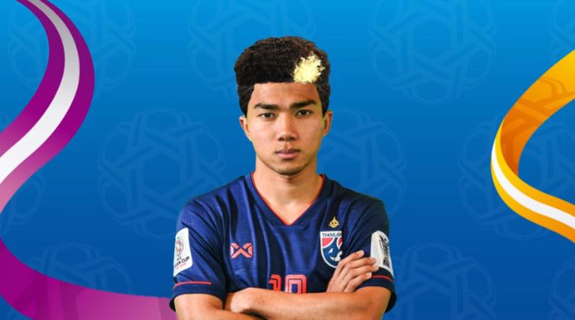 คลิป ชนาธิป สรงกระสินธ์ ทีมชาติไทย ฟุตบอล เมสซี่เจ เอเชี่ยนคัพ