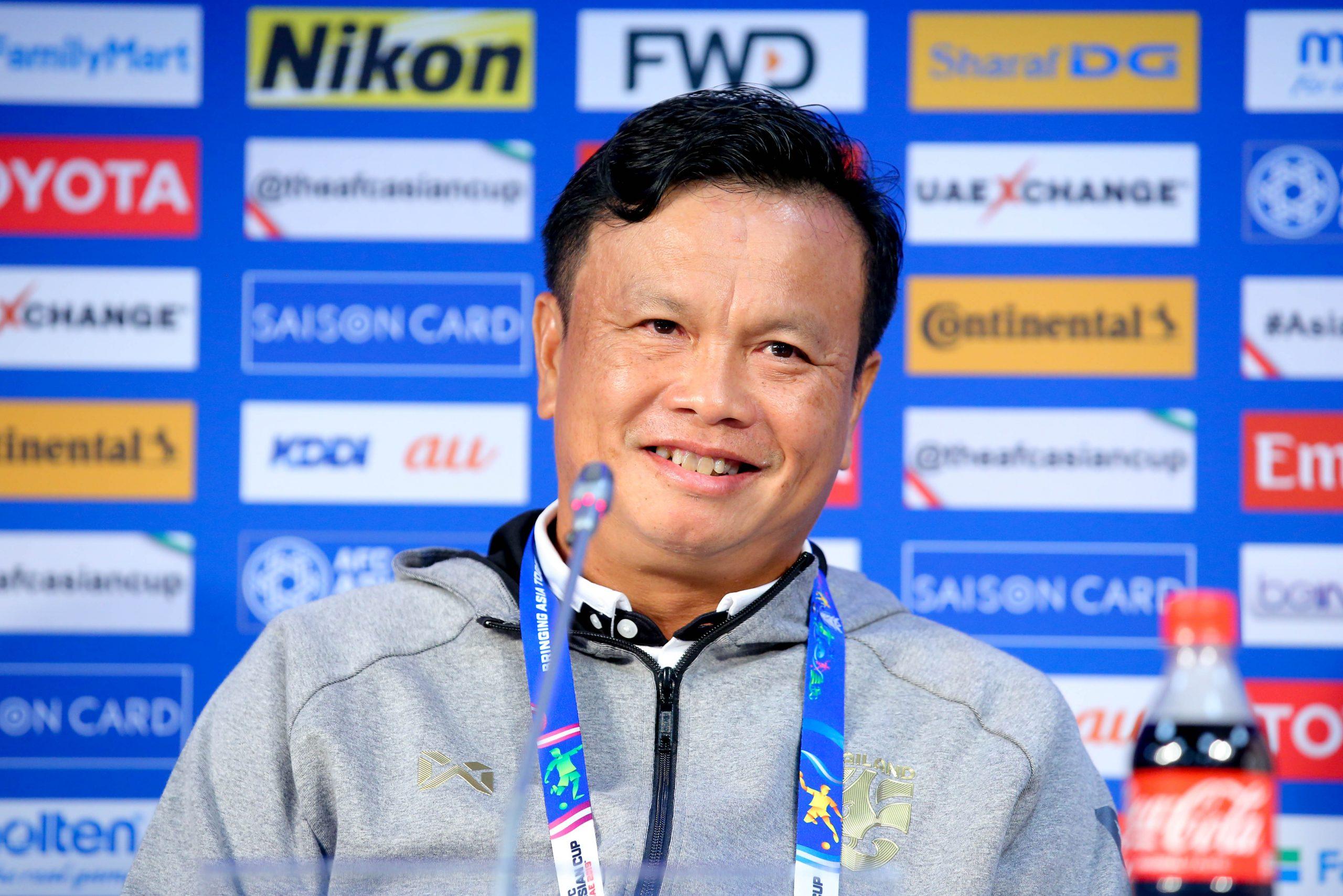 ทีมชาติบาห์เรน ทีมชาติไทย ศิริศักดิ์ ยอดญาติไทย ศุภชัย ใจเด็ด เอเชียนคัพ 2019