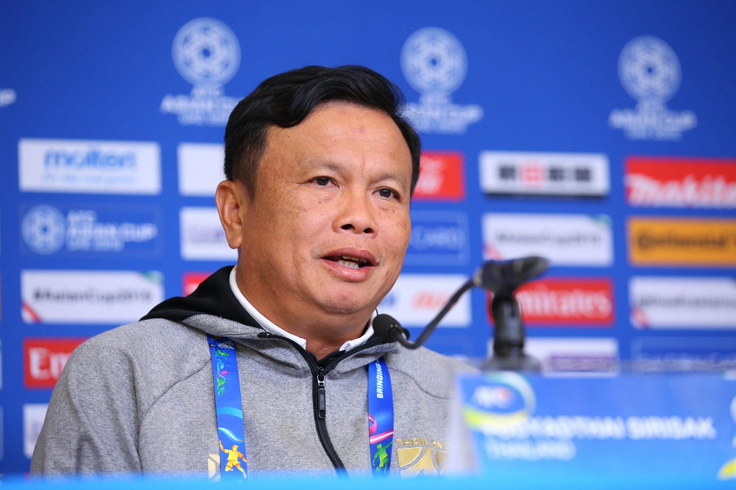 ทีมชาติยูเออี ทีมชาติไทย ศิริศักดิ์ ยอดญาติไทย สุพรรณ ทองสงค์ เอเชียนคัพ 2019