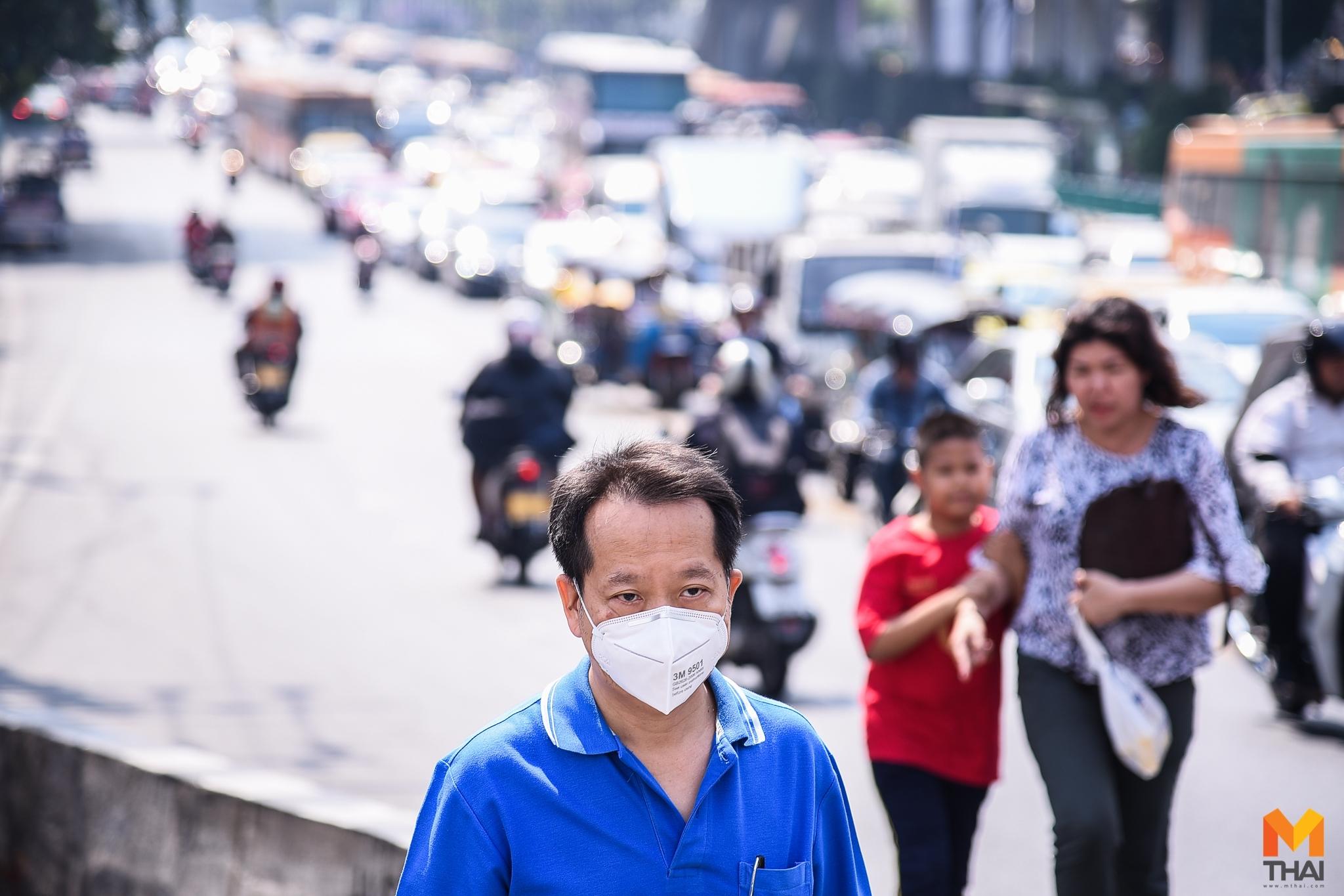 PM2.5 ข่าวสดวันนี้ ฝุ่นละออง
