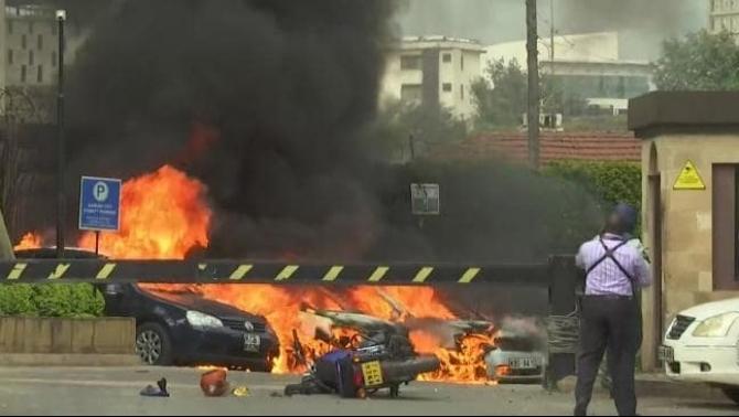 กราดยิง ระเบิด โรงแรมดุสิตดีทูไนโรบี เคนย่า