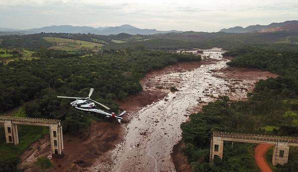ข่าวสดวันนี้ น้ำท่วม บราซิล เขื่อนถล่ม