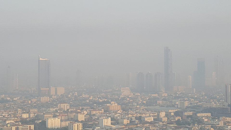 PM2.5 ข่าวสดวันนี้ ฝุ่นควัน