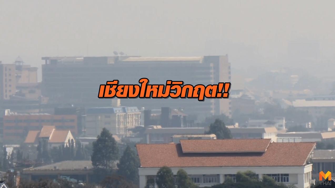 PM 2.5 ข่าวภูมิภาค ฝุ่นละออง เชียงใหม่
