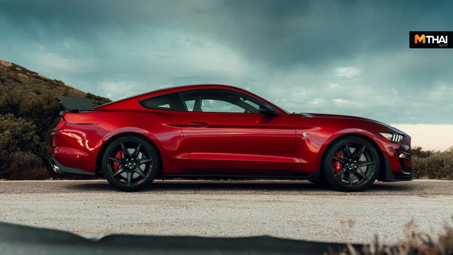 ford Ford Shelby GT500 Shelby GT500 ข่าวรถยนต์ ฟอร์ด รถยนต์ รถสปอร์ต รถใหม่