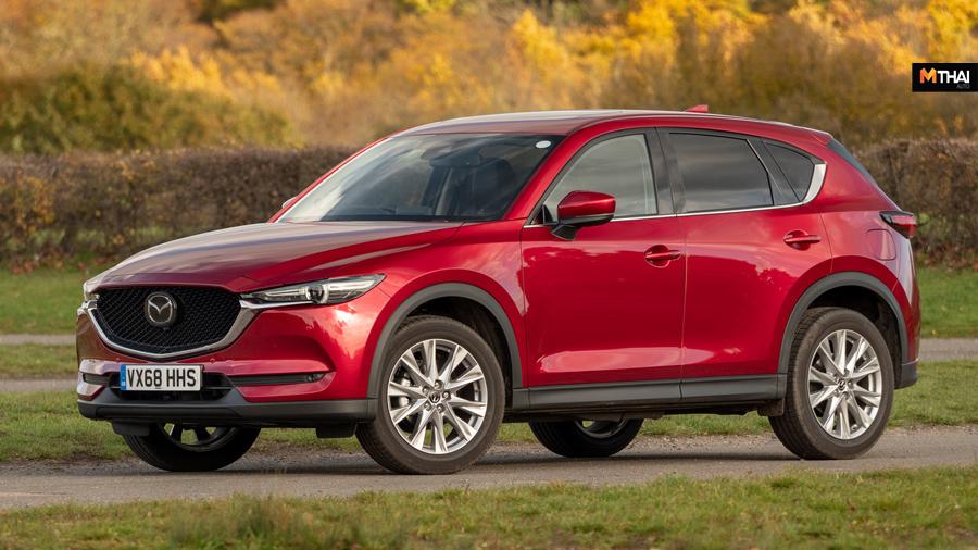CX-5 Mazda Mazda CX-5 Mazda CX-5 2019 suv ข่าวรถยนต์ มาสด้า มาสด้า ซีเอ็กซ์-5 รถเอสยูวี รถใหม่ เอสยูวี
