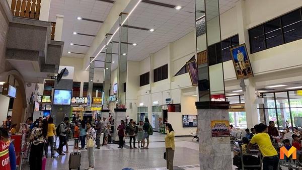 ข่าวภูมิภาค ท่าอากาศยานนครศรีธรรมราช ปาบึก พายุโซนร้อน สนามบินนครศรีธรรมราช