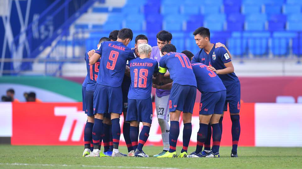 ทีมชาติบาห์เรน ทีมชาติสหรัฐอาหรับเอมิเรตส์ ทีมชาติอินเดีย ทีมชาติไทย เอเชียนคัพ 2019