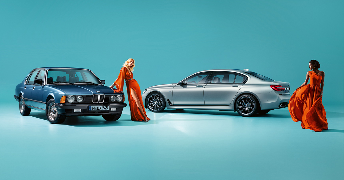 BMW 30 Jahre M3 BMW 40 Jahre 7 Series BMW 7 Series BMW 7 Series Individual by Esther Mahlangu BMW M3 BMW M5 BMW M5 First Edition BMW M760Li Individual inspired by Nautor's Swan Esther Mahlangu Nautor's Swan บีเอ็มดับบลิว บีเอ็มดับบเบิ้ลยู