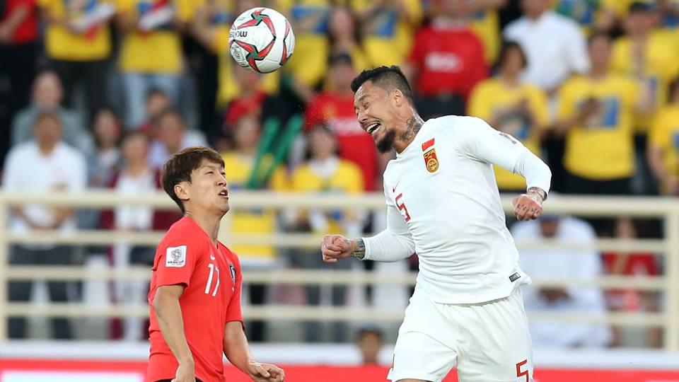 ทีมชาติจีน ทีมชาติไทย เอเชียนคัพ 2019