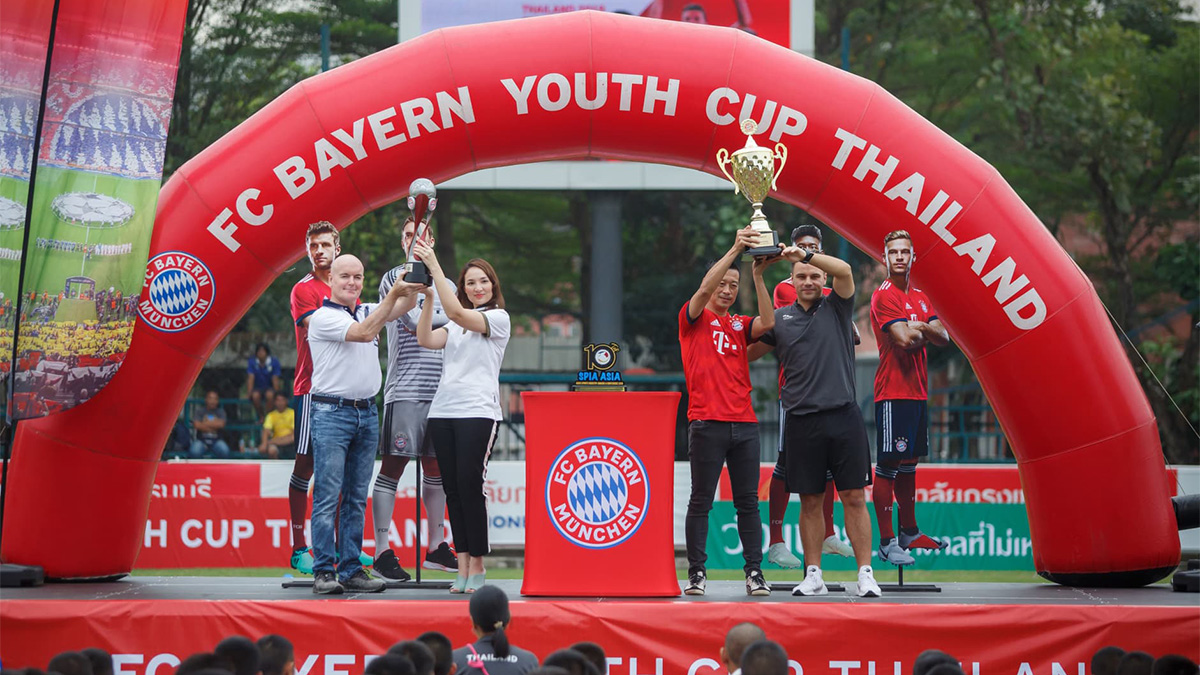 FC Bayern Youth Cup Thailand 2019