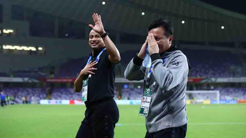 ทีมชาติจีน ทีมชาติไทย ศิริศักดิ์ ยอดญาติไทย เอเชียนคัพ 2019