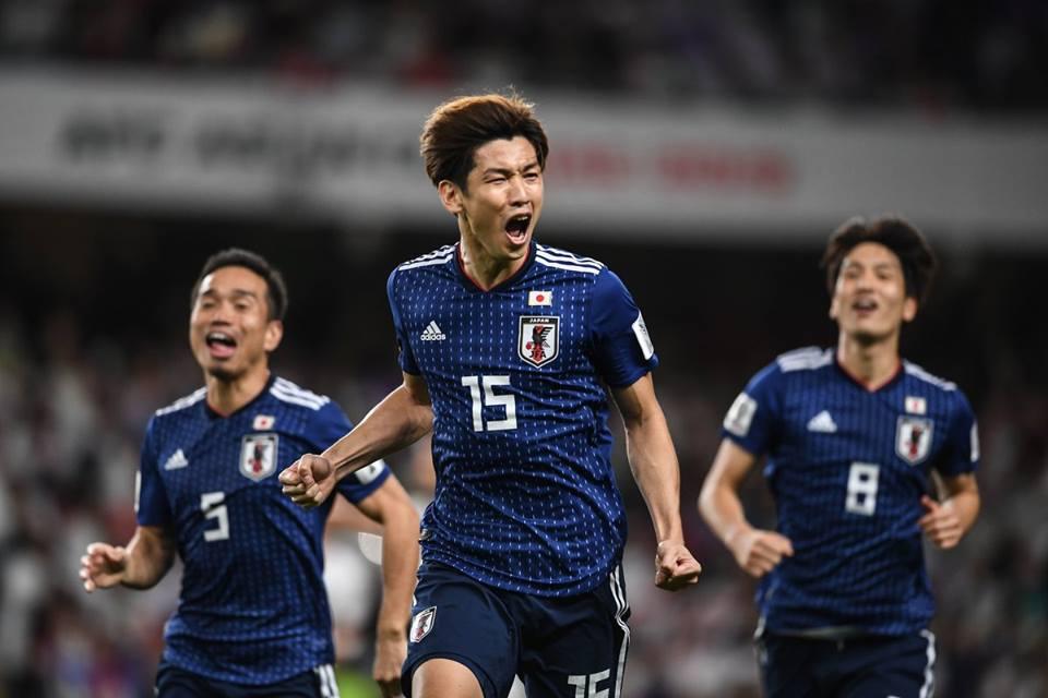 ทีมชาติญี่ปุ่น ทีมชาติอิหร่าน เอเชียนคัพ 2019