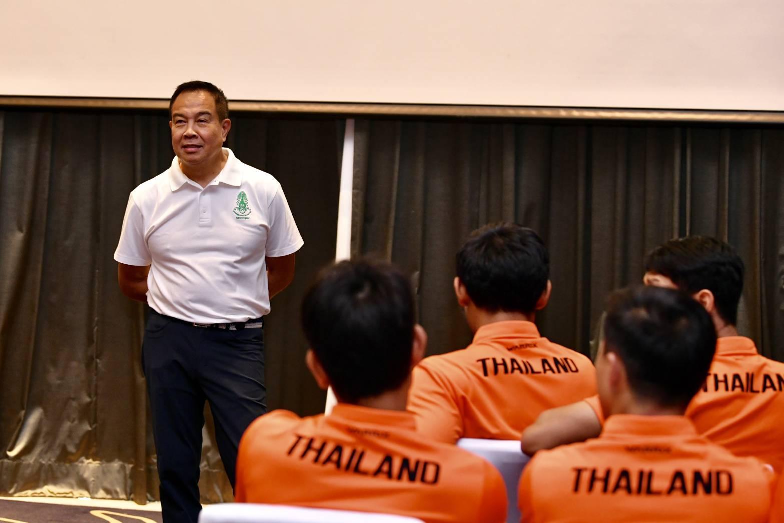 ทีมชาติไทย สมยศ พุ่มพันธุ์ม่วง เอเชียนคัพ 2019