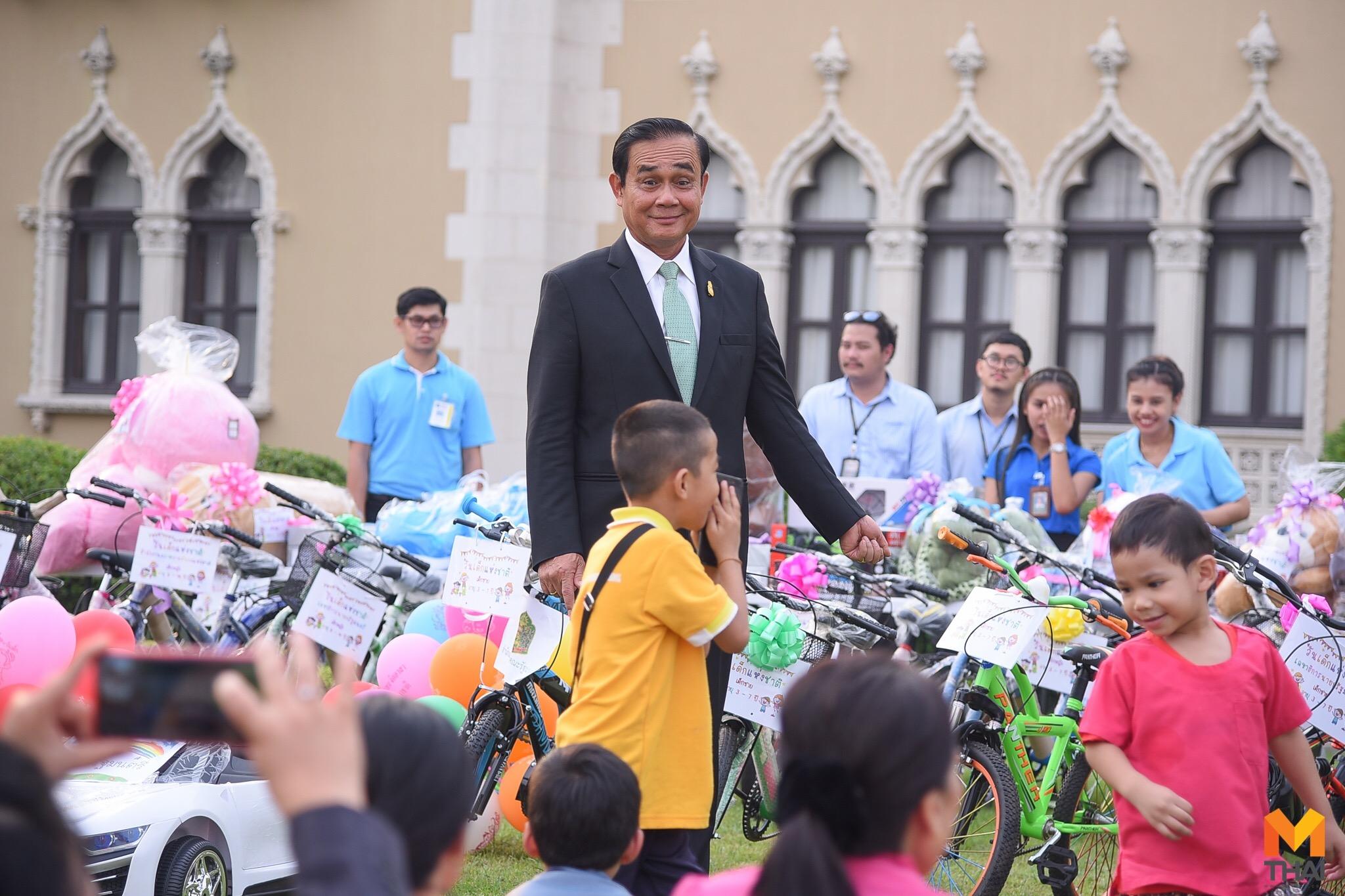 นายกรัฐมนตรี วันเด็กปี 2562