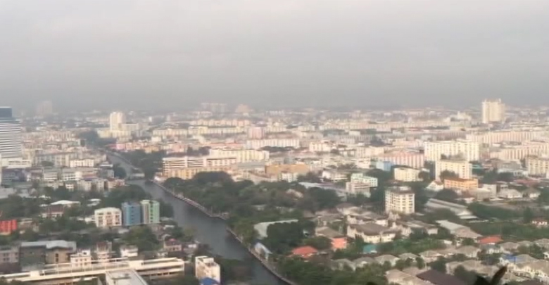 PM 2.5 ฝุ่นละออง หน้ากากกันฝุ่น