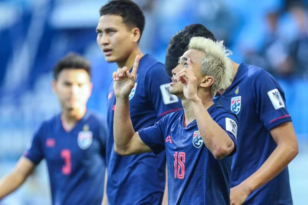 ทีมชาติไทย พาทิศ ศุภะพงษ์ เอเชียนคัพ 2019