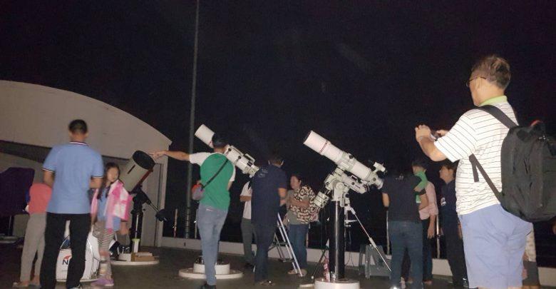 งานดาราศาสตร์ วันเด็กแห่งชาติ 2562 สดร.
