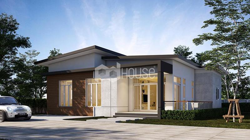 การออกแบบ ที่ดิน ผู้สูงอายุ พื้นที่ใช้สอย ห้องนอน ห้องน้ำ แบบบ้าน แบบบ้านชั้นเดียว