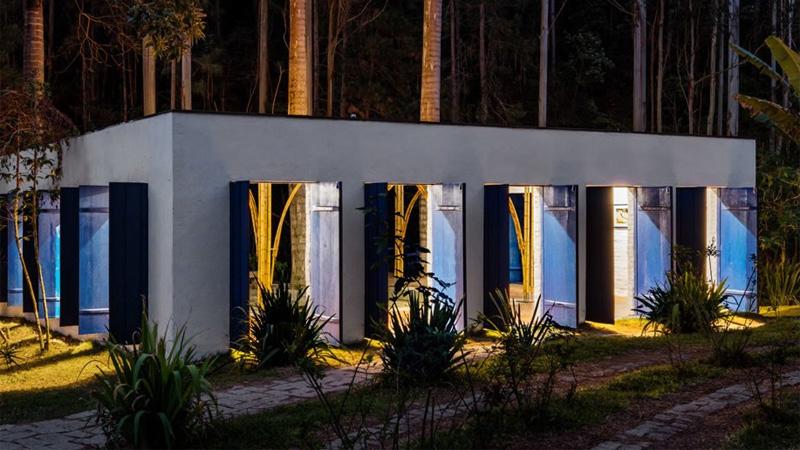 ก่อสร้าง รักษ์โลก วัสดุทดแทน สถาปัตยกรรม เกษตรอินทรีย์ ไม้ไผ่