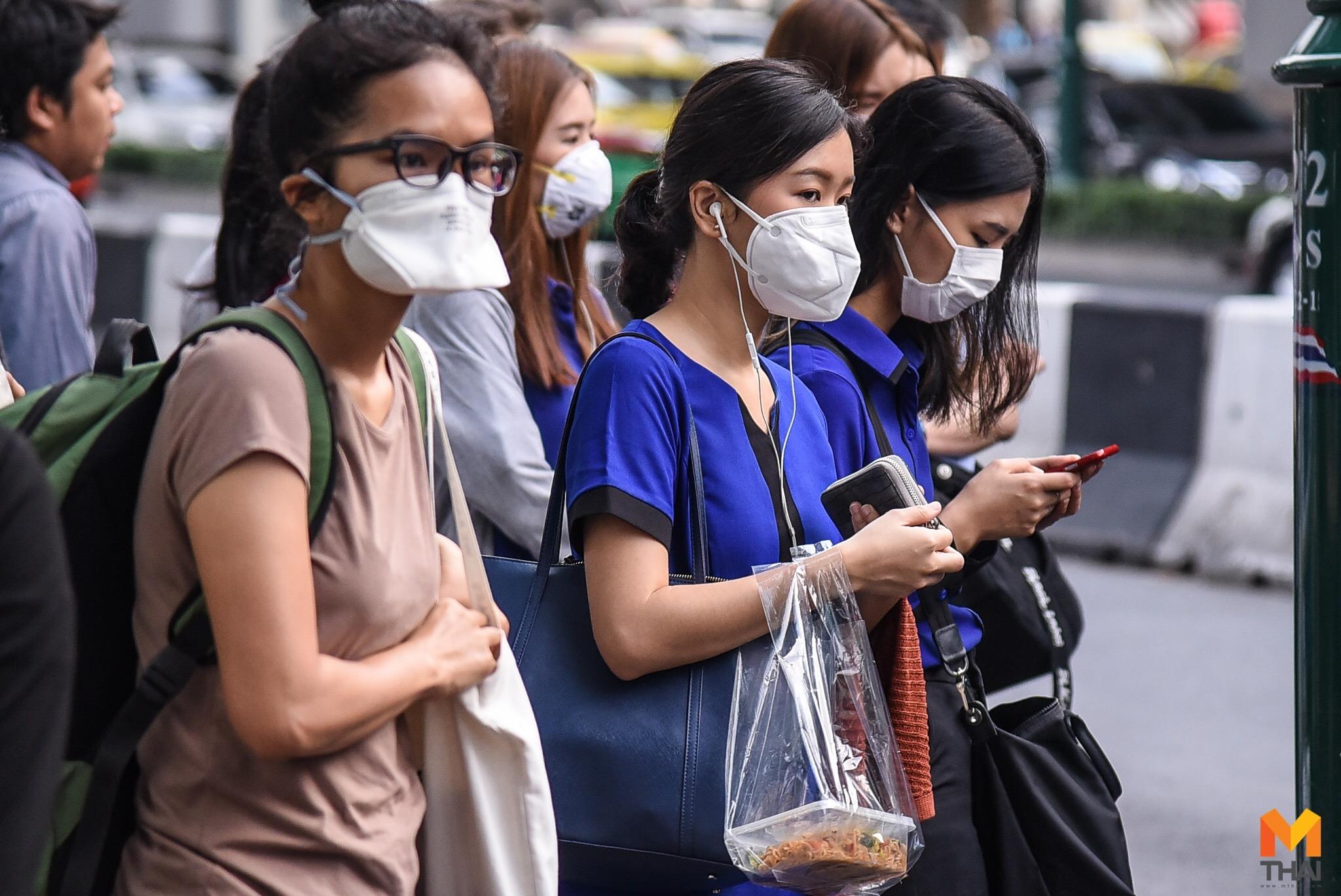 ข่าวสดวันนี้ ฝุ่น PM2.5 ฝุ่นละออง