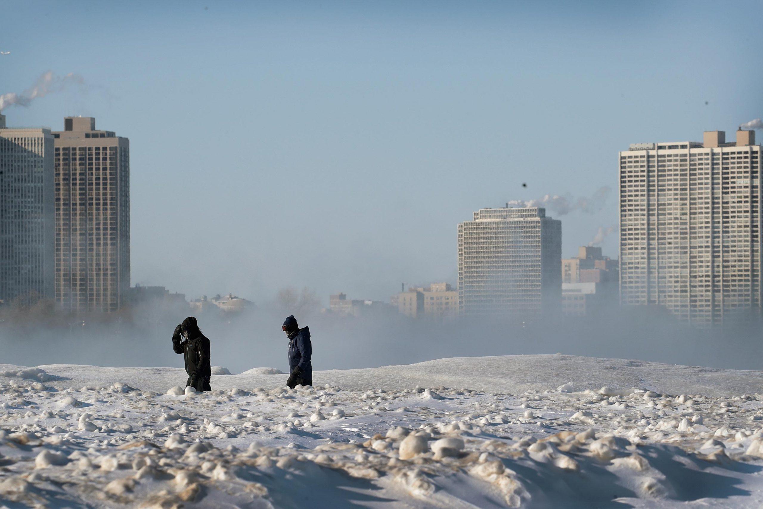 ขั้วโลกเหนือ ข่าวสดวันนี้ อากาศหนาว