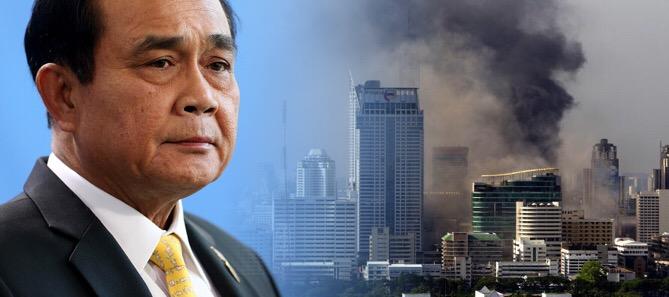 PM2.5 นายกรัฐมนตรี ผู้ว่ากรุงเทพฯ ฝุ่นละออง