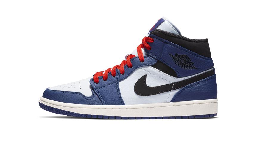 Air Jordan Air Jordan 1 Mid fashion nike Pine Green Sneaker รองเท้า สนีกเกอร์ แฟชั่น