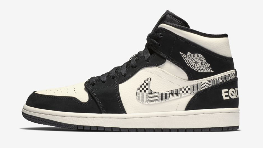 Air Jordan Air Jordan 1 Carmelo Anthony Equality fashion Melo NBA nike Sneaker รองเท้า สนีกเกอร์ แฟชั่น ไนกี้