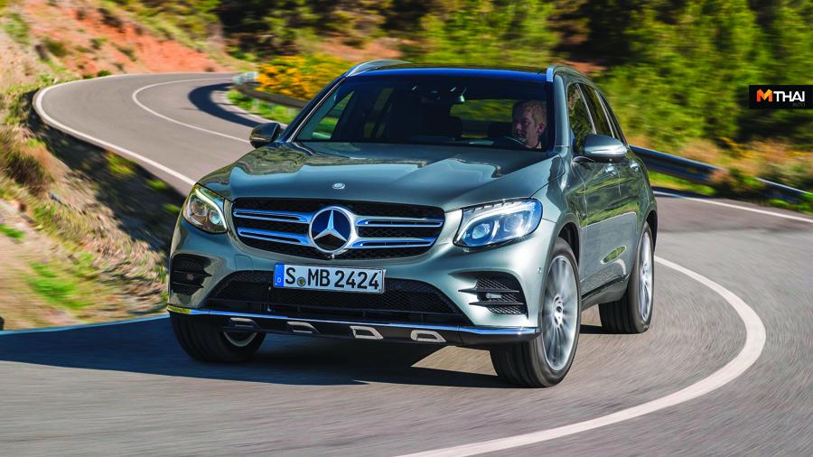 E-Class GLC GLC 250d 4MATIC AMG Dynamic GLC 250d 4MATIC OFF-ROAD GLC 250d 4MATIC OFF-ROAD และ GLC 250d 4MATIC AMG Dynamic Mercedes-Benz Mercedes-Benz GLC motor Expo S-Class จัดแคมเปญ บริษัทเมอร์เซเดส-เบนซ์(ประเทศไทย) จำกัด