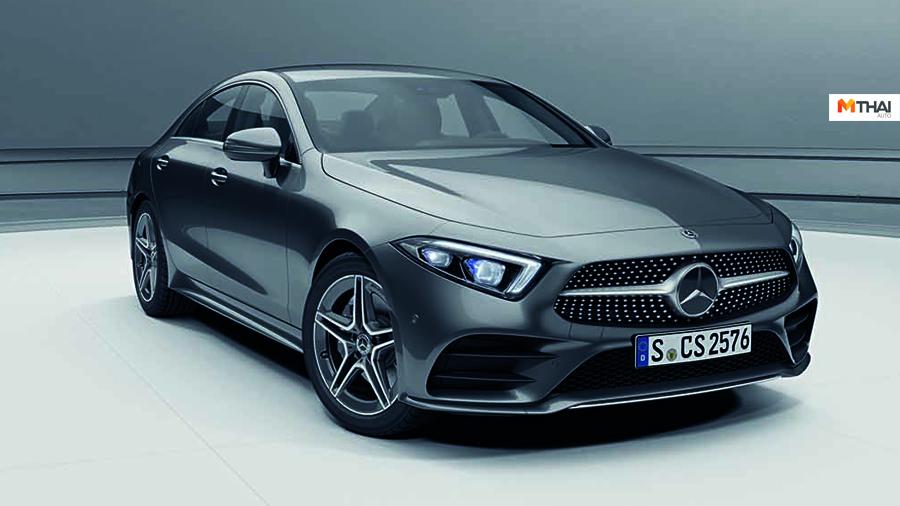 CLS 300 d DREAM CAR Mercedes-Benz Mercedes-Benz CLS 300 d AMG Premium ดรีมคาร์ บริษัทเมอร์เซเดส-เบนซ์(ประเทศไทย) จำกัด มร.ฟรังค์ ชไตน์อัคเคอร์ ยนตรกรรมสปอร์ตสุดหรู รุ่นประกอบในประเทศ