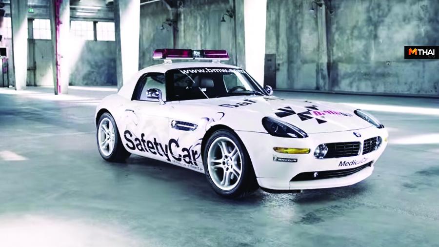 Badass BMW BMW 1M Coupe BMW M2 BMW M4 BMW M5 BMW X6 M BMW Z4 M Coupe BMW Z8 Roadster M Performance motogp คลิปวิดีโอ จอมวายร้าย รถSafety Cars