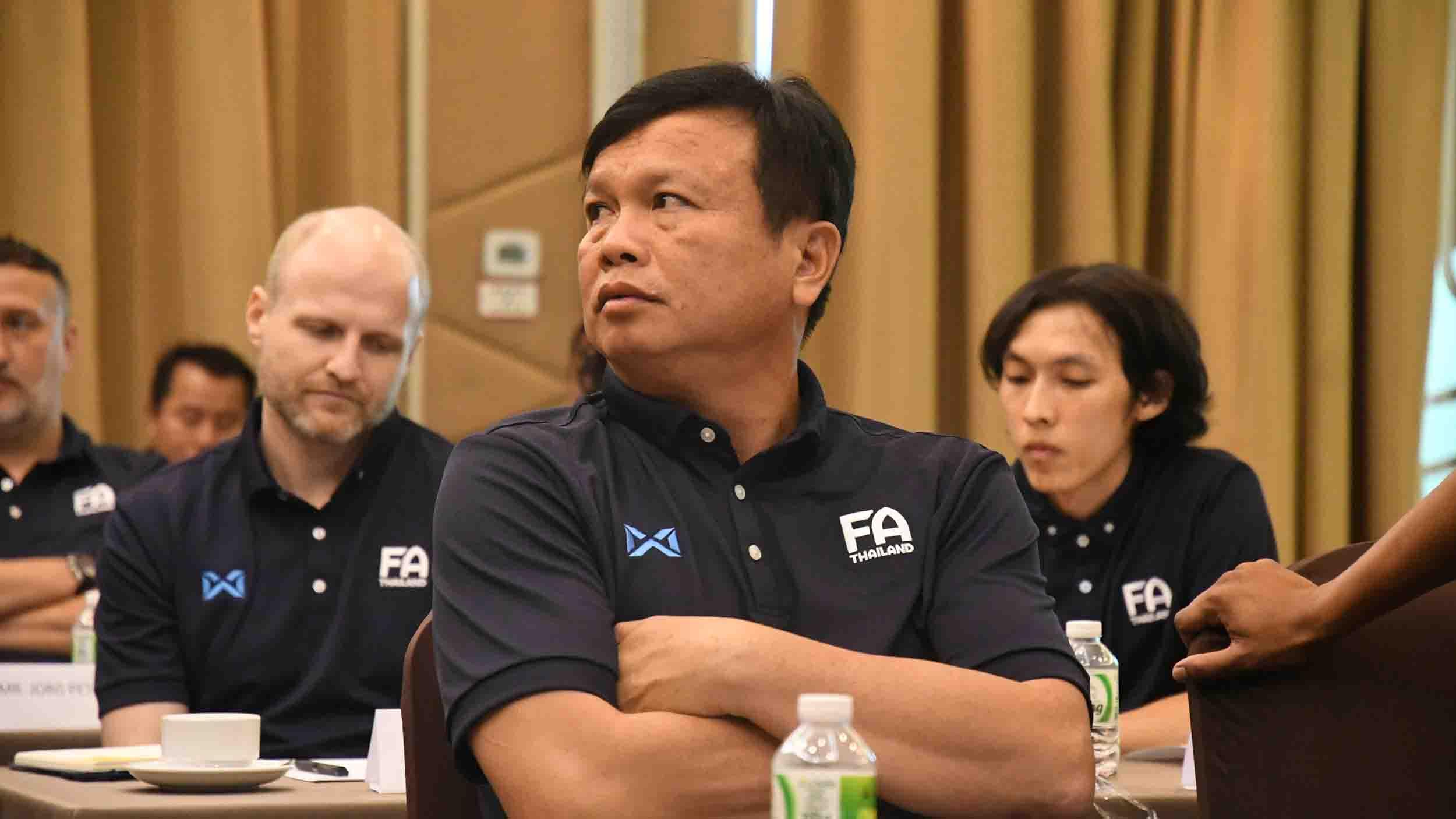 ศิริศักดิ์ ยอดญาติไทย สมาคมกีฬาฟุตบอลแห่งประเทศไทย