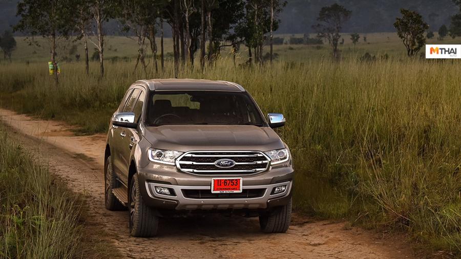 ford Ford Everest Ford Ranger Ranger Raptor ประกาศผลประกอบการ ฟอร์ด ฟอร์ด ประเทศไทย รถ SUV ขนาดกลาง รถกระบะสายพันธุ์แกร่ง