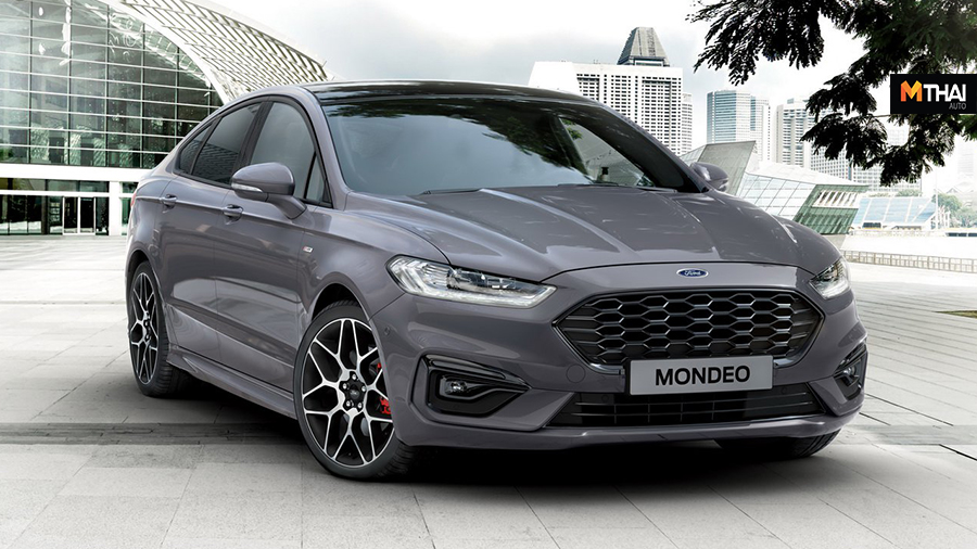 Brussels Motor Show 2019 ford Ford Mondeo Ford Mondeo Wagon Hybrid 2020 Wagon Hybrid 2020 ข่าวรถยนต์ ฟอร์ด รถใหม่ รถไฮบริด