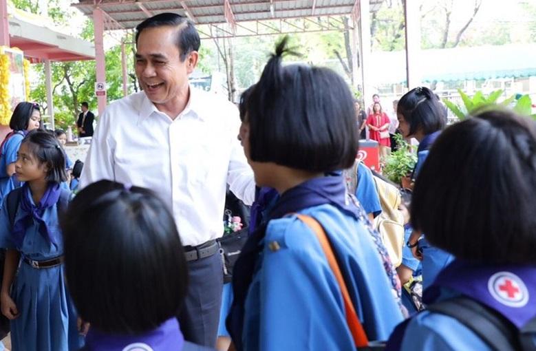 dek62 GAT-PAT GAT/PAT 2562 การศึกษา ทวงคืนวันสอบ นักเรียน นายกรัฐมนตรี พล.อ.ประยุทธ์ จันทร์โอชา ลุงตู่ เด็กไทย