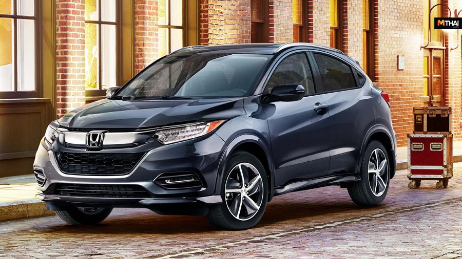 HONDA Honda HR-V Honda HR-V 2019 hr-v ข่าวรถยนต์ ครอสโอเวอร์ รถครอสโอเวอร์ รถยนต์ครอสโอเวอร์ รุ่นปรับโฉม รุ่นปรับโฉมใหม่ ฮอนด้า ฮอนด้า เอชอาร์-วี