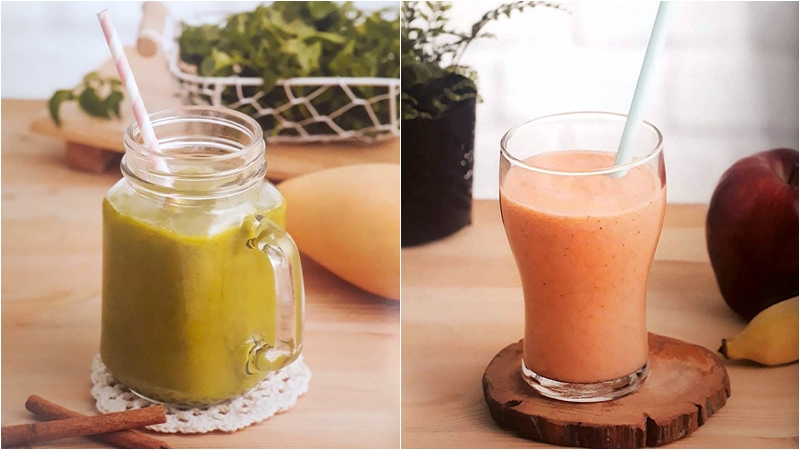 ต้านอนุมูลอิสระ น้ำผักผลไม้ วิตามิน