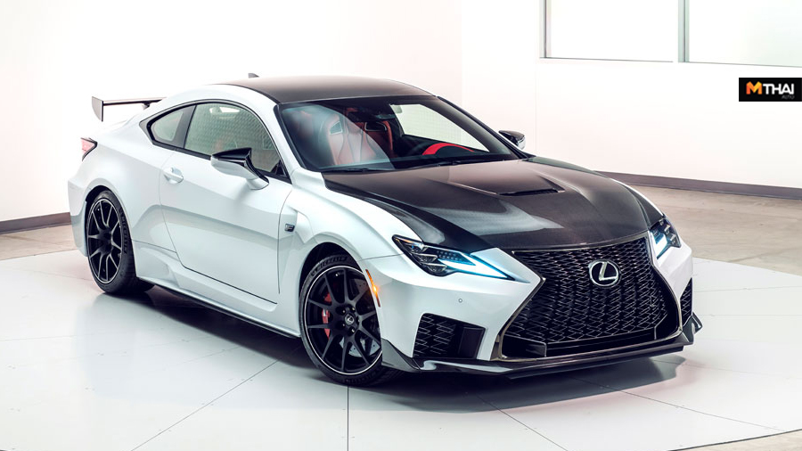Detroit Auto Show 2019 lexus Lexus RC F Track Editions RC F Track Edition