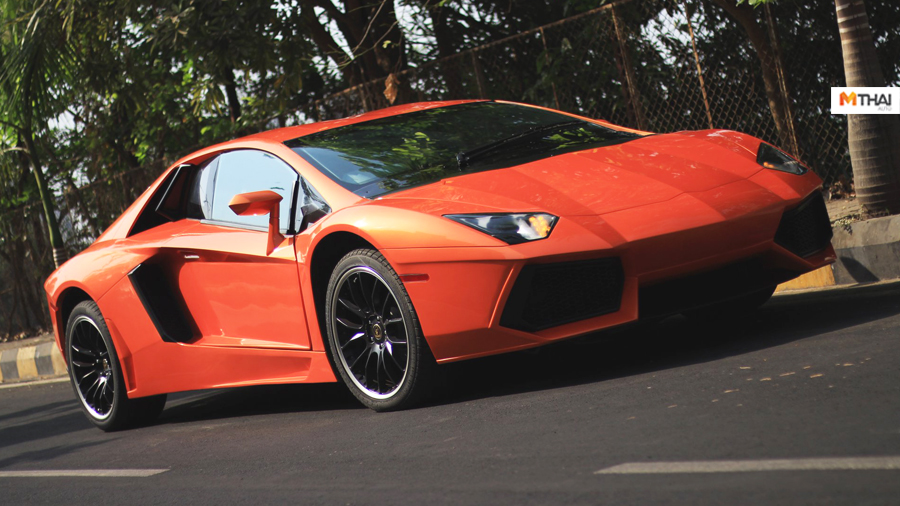 Executive Modcar Trendz honda accord Lamborghini Aventador Pontiac Fiero Replica รถ Supercars