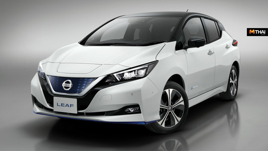 EV nissan LEAF The Best Seller รถรถยนต์ไฟฟ้า