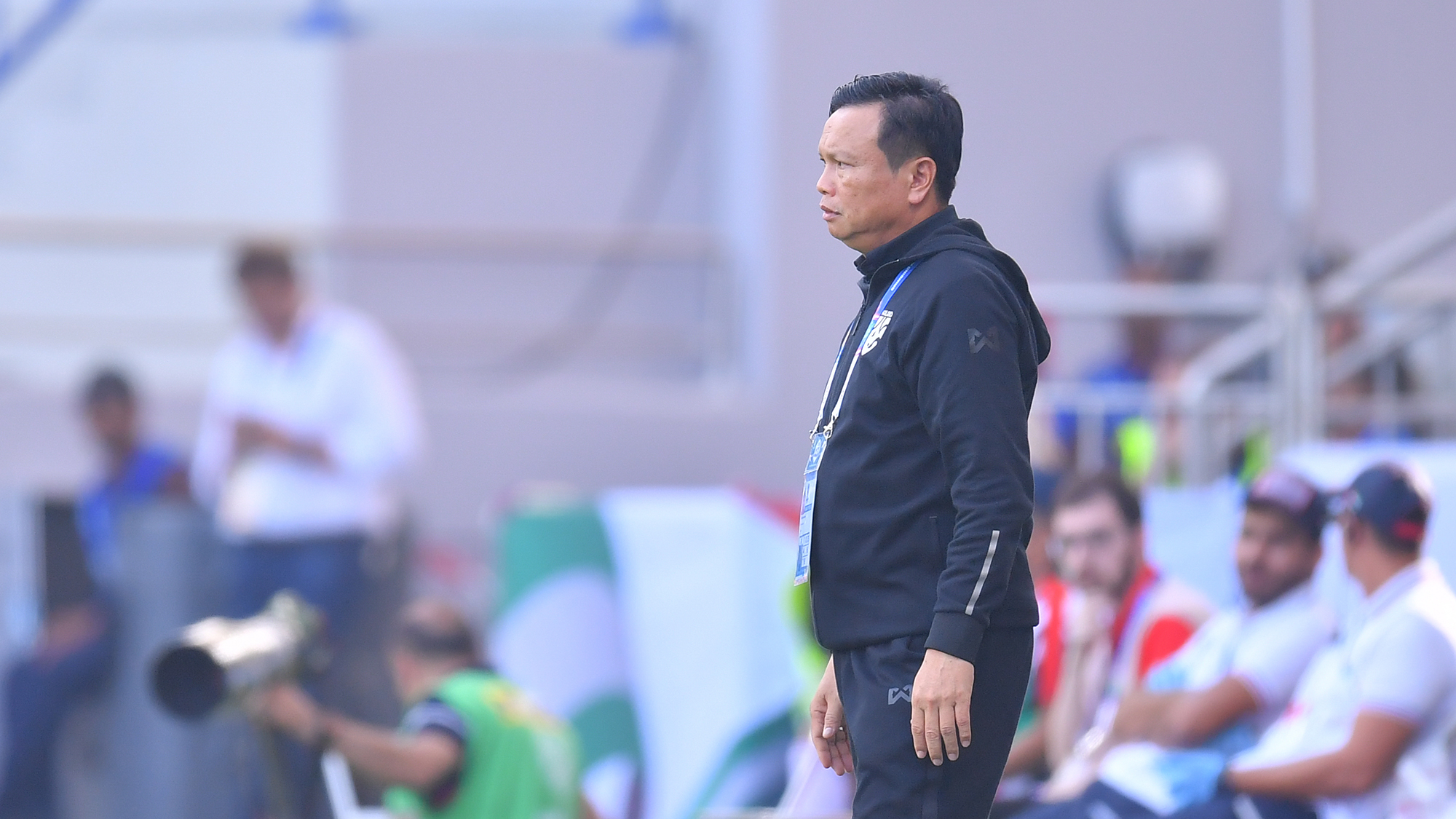 ทีมชาติบาห์เรน ทีมชาติไทย ศิริศักดิ์ ยอดญาติไทย เอเชียนคัพ 2019
